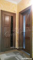 Витражи дверные - Etched glass