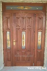 Vitrais de porta