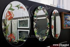 Зеркала интерьерные - Elite Stained Glass for