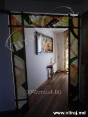 Elite interior design, Stained Glass