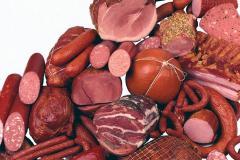 Produse si ingidiente pentru industria carnii,