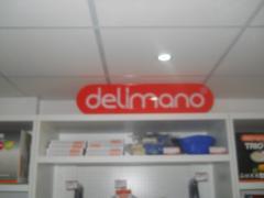 La producción Delimano tipográfica