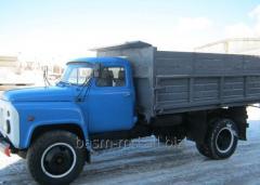 Car cargo Gas 53 (Autocamion Gaz 53)