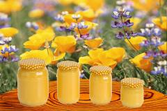 Мёд-крем 530 грамм