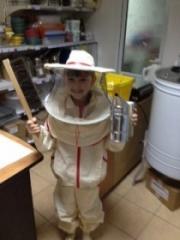 Beekeeper's suit children's Melissa