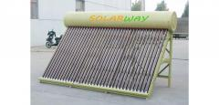 Solar water heater of Solarway RIC-NG-36