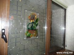 Stained-glass windows for windows in the