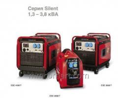 ESE 2000 T Silent Gas generator
