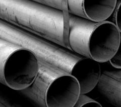 Pipes steel galvanized d15 mm - d159 mm state