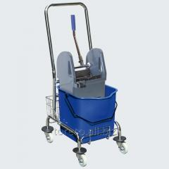 The cart for cleaning the Code: 301035