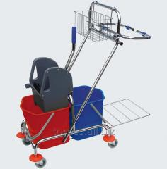 The cart for cleaning the Code: 301081