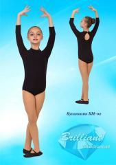 Suit for KM-02 gymnastics