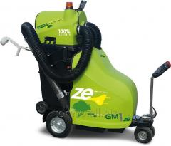 Code vacuum cleaner Tennant Green Machine GM1ze: