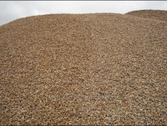 Mix from gravel and sand (Amestec de pietris si