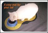 Коврики для кошек