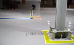 Polyurethane coverings