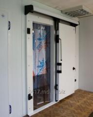 Uşi pentru camere frigorifice