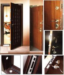 Усиленные дверные петли