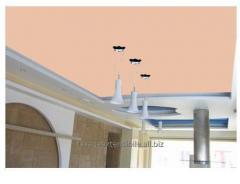 Натяжной потолок Pache angelique 15041