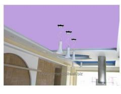 Натяжной потолок Mauve design 15057