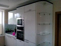 Kitchen furniture with a wing (Bucatarii cu aripa)