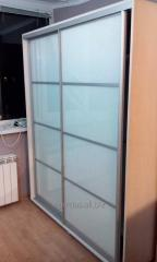 Wardrobe compartment (Dulap cupe)
