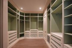 Wardrobe rooms to order