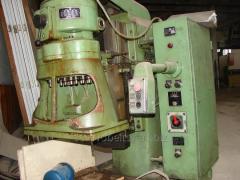 The Mnogoshpindelny boring machine in Balti