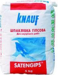 Knauf 50 plaster; 25 kg