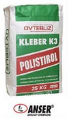 Клей строительный Kleber 25 kg вид 1