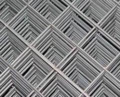 Сетка Ø 4.0; 1х2; 2х3; 2х6*m; 200 х 200 mm