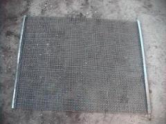 Сетка Ø 0,8 ОЦ; 10m; 3,43 х 3,43 mm; 1 mm