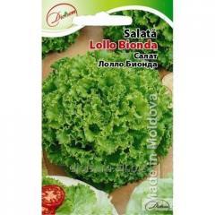 Семена зелёных и пряно-вкусовых культуры