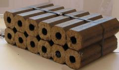Briquettes fuel, wood