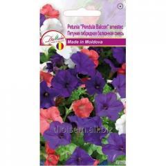 Семена цветов Петуния гибридная балконная смесь