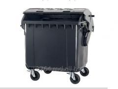 Container pentru gunoi / the Garbage container of