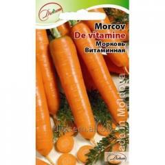 Семена Моркови Витамннная 1, 5гр.
