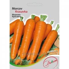 Семена Моркови Красавка