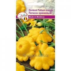 Семена Патиссонов Оранжевый 0, 5гр.
