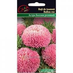 Семена Голд Астра Балон розовый 0,2 гр.