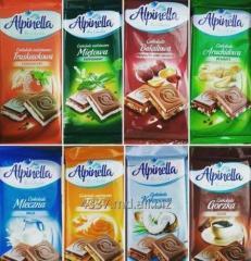 Шоколад Alpinella