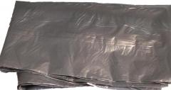 Мешки полиэтиленовые черные