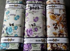 Bed fabric
