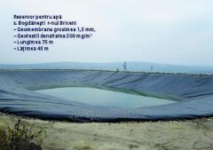 Rezervor pentru apa