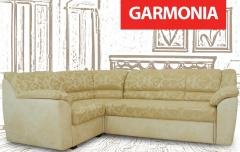 Angular sofa of GARMONIA