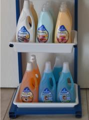 Washing gel and conditioner, Detergent lichid,