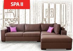 Angular sofa of SPA 2
