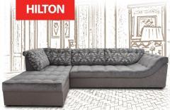 Angular sofa of HILTON