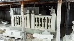 Carved stone products