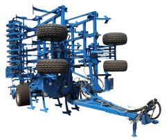 Universal cultivator for tillage KSPS